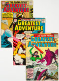 Silver Age (1956-1969):Superhero, My Greatest Adventure/Doom Patrol Group of 7 (DC, 1963-67) Condition: Average GD/VG.... (Total: 7 Comic Books)