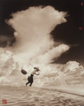 Photographs, Don Hong-Oai (Chinese, 1929-2004). Sandstorm, Vietnam, 1969. Toned gelatin silver. 19-7/8 x 15-3/4 inches (50.5 x 40.0 c...