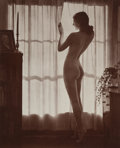 Photographs, Paul H. Oelman (American, 1890-1957). Nudes Portfolio (5 works), 1940s. Toned gelatin silver. Each 8-1/2 x 7 inches (21....
