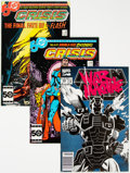 Modern Age (1980-Present):Miscellaneous, Modern Age Key Issues Group of 7 (Various Publishers, 1985-92) Condition: Average VF.... (Total: 7 Comic Books)