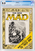 Magazines:Mad, MAD #25 (EC, 1955) CGC VF 8.0 Cream to off-white pages....