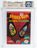 Video Games:Nintendo, Spider-Man and the Sinister Six Wata 8.5 B Sealed NES LJN 1992 USA....