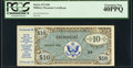 Military Payment Certificates:Series 472, Series 472 $10 PCGS Extremely Fine 40PPQ.. ...