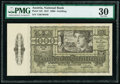Austria Austrian National Bank 1000 Schilling 1.9.1947 Pick 125 PMG Very Fine 30