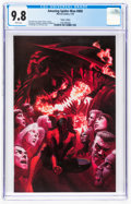 """Modern Age (1980-Present):Superhero, The Amazing Spider-Man #800 """"Virgin"""" Edition (Marvel, 2018) CGC NM/MT 9.8 White pages...."""