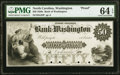 Obsoletes By State:North Carolina, Washington, NC- Bank of Washington $50 18__ as G22 Proof PMG Choice Uncirculated 64 EPQ.. ...