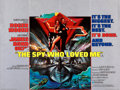 Movie Posters:James Bond, The Spy Who Loved Me (United Artists, 1977). Folded, Very ...