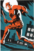 Original Comic Art:Illustrations, Michael Cho Daredevil: Hell's Kitchen Original Art (2016)....