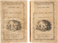 Books:Literature Pre-1900, Harriett Beecher Stowe. Uncle Tom's Cabin; or, Life Among the Lowly. Boston: John P. Jewett & Co., 1852. First editi... (Total: 2 Items)
