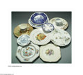Ceramics & Porcelain, British:Other , AN ASSORTED GROUP OF CERAMIC TABLEWARE