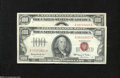 Small Size:Legal Tender Notes, Fr. 1550 $100 1966 Legal Tender Notes. Two Examples.Very Fine-Extremely Fine.... (2 notes)