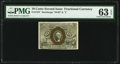 Fractional Currency:Second Issue, Fr. 1247 10¢ Second Issue PMG Choice Uncirculated 63 EPQ.. ...