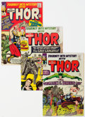 Silver Age (1956-1969):Superhero, Journey Into Mystery Group of 13 (Marvel, 1964-66) Condition: Average FN/VF.... (Total: 13 Comic Books)