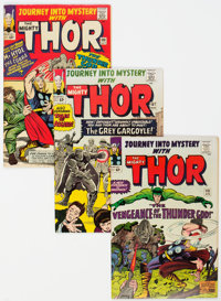 Journey Into Mystery Group of 13 (Marvel, 1964-66) Condition: Average FN/VF.... (Total: 13 Comic Books)