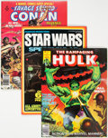 Magazines:Miscellaneous, Assorted Magazines Box Lot (Various Publishers, 1970s) Condition: Average FN....