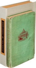 Books:Non-fiction, [Paul Robeson, former owner]. Charles E. Kany and Charles Speroni. Spoken Italian For Travelers and Tourists. Bo...
