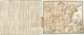 Books:Maps & Atlases, S[amuel]. Augustus Mitchell. Mitchell's Travellers Guide Through the United States. Philadelphia: 1834....
