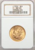 Indian Eagles: , 1932 $10 MS65 NGC. Pop (2359/156), CDN Collector Price ($3020.00), CCDN Price ($2300.00), Trends ($2750.00), CAC (181/31)