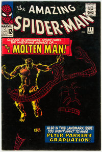 The Amazing Spider-Man #28 (Marvel, 1965) Condition: Apparent VG