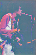 """Movie Posters:Rock and Roll, Jimi Hendrix (Gemini, 1970). Rolled, Fine/Very Fine. Black Light Poster (23.5"""" X 35.5""""). Rock and Roll.. ..."""