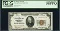 Small Size:Federal Reserve Bank Notes, Fr. 1870-I $20 1929 Federal Reserve Bank Note. PCGS Choice About New 58PPQ.. ...