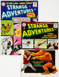 Silver Age (1956-1969):Science Fiction, Strange Adventures #180 and 184 Group (DC, 1965) Condition: Average FN.... (Total: 2 )