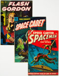 Golden Age (1938-1955):Science Fiction, Golden to Bronze Age Sci-Fi Group (Various Publishers, 1952-74) Condition: Average VG+.... (Total: 10 )