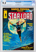 Magazines:Science-Fiction, Marvel Preview #4 Star-Lord (Marvel, 1976) CGC NM- 9.2 Off-white to white pages....