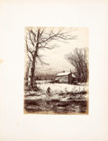 Books:Photography, [Photography]. John Ehninger. Autograph Etchings by American Artists. Produced by a new application of Photogr...