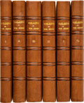 Books:Literature Pre-1900, Henry Fielding. The History of Tom Jones, a Foundling. London: A. Millar, 1749. First edition, second issue, with er...
