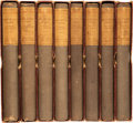 Alexandre Dumas. Celebrated Crimes. Philadelphia: [1895]. Imperial Japan Library Edition, 235 of 500 numbered copies...