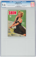 Magazines:Miscellaneous, Show V1#7 Marilyn Monroe Cover (Show Magazine, Inc., 1953) CGC NM+ 9.6 White pages....