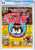 Magazines:Crime, In the Days of the Mob #1 (DC, 1971) CGC NM+ 9.6 Off-white pages....