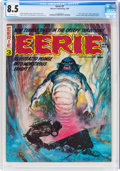 Magazines:Horror, Eerie #3 (Warren, 1966) CGC VF+ 8.5 Off-white pages....