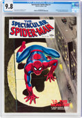 Magazines:Superhero, Spectacular Spider-Man #1 (Marvel, 1968) CGC NM/MT 9.8 Off-white to white pages....