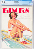 Magazines:Vintage, Film Fun July, 1934 (Film Fun Publishing Co., 1934) CGC VF...