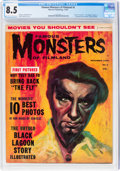 Magazines:Horror, Famous Monsters of Filmland #5 (Warren, 1959) CGC VF+ 8.5 Off-white to white pages....