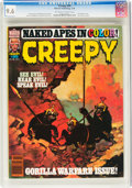 Magazines:Horror, Creepy #95 (Warren, 1978) CGC NM+ 9.6 Off-white to white pages....
