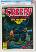 Magazines:Horror, Creepy #122 Don Rosa Collection (Warren, 1980) CGC NM+ 9.6 White pages....