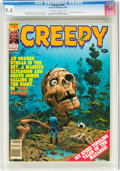 Magazines:Horror, Creepy #130 Don Rosa Collection (Warren, 1981) CGC NM 9.4 Off-white to white pages....