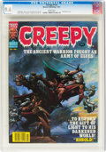 Magazines:Horror, Creepy #133 (Warren, 1981) CGC NM+ 9.6 White pages....