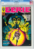 Magazines:Horror, Eerie #17 (Warren, 1968) CGC NM+ 9.6 Cream to off-white pages....