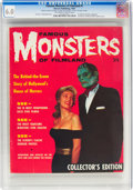 Magazines:Horror, Famous Monsters of Filmland #1 (Warren, 1958) CGC FN 6.0 Off-white to white pages....