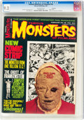 Magazines:Horror, Famous Monsters of Filmland #48 Northland Pedigree (Warren, 1968) CGC NM- 9.2 Off-white pages....