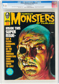 Magazines:Horror, Famous Monsters of Filmland #53 (Warren, 1969) CGC NM+ 9.6 Off-white pages....