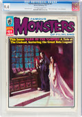 Magazines:Horror, Famous Monsters of Filmland #61 (Warren, 1970) CGC NM 9.4 Off-white to white pages....