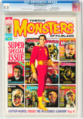 Magazines:Horror, Famous Monsters of Filmland #101 Don Rosa Collection (Warren, 1973) CGC VF 8.0 Off-white to white pages....