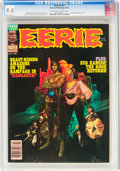 Magazines:Horror, Eerie #132 (Warren, 1982) CGC NM 9.4 Off-white to white pages....