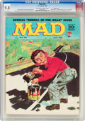 Magazines:Mad, MAD #96 Pacific Coast Pedigree (EC, 1965) CGC NM/MT 9.8 Off-white to white pages....
