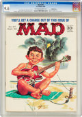 Magazines:Mad, MAD #97 Pacific Coast Pedigree (EC, 1965) CGC NM+ 9.6 Off-white to white pages....
